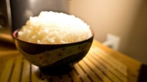 Thai-style Jasmine Rice is easy with a rice cooker