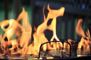 Grilling is a great way to prepare food at home