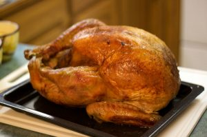Roasting turkey is a breeze with the right rack